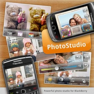 Photo Studio V.0.9.9 for Blackberry