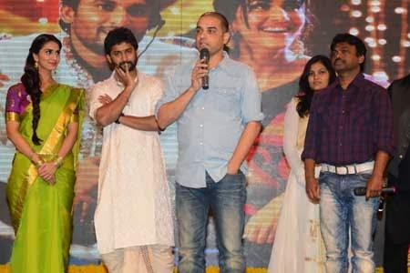 Nani's Aha Kalyanam Movie Audio Release Pics