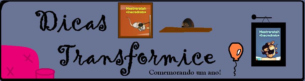 Dicas Transformice Brasil