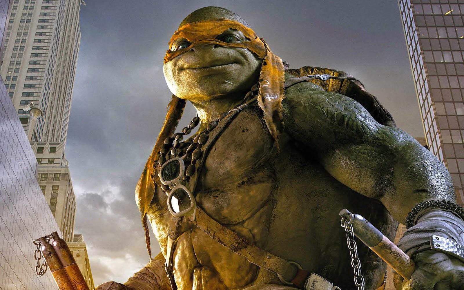 Michelangelo Teenage Mutant Ninja Turtles HD desktop  - mikey in teenage mutant ninja turtles wallpapers
