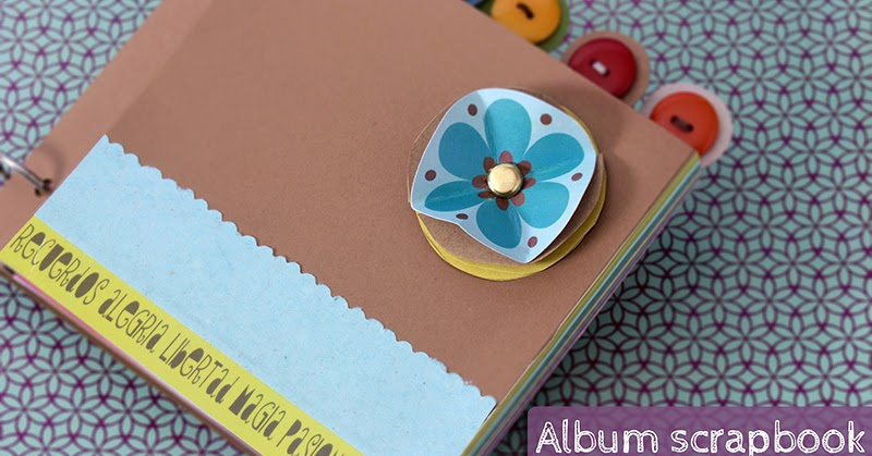 Crafts 4you album scrapbook para guardar esas hermosas fotograf as - Album para guardar fotos ...