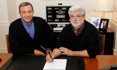 DISNEY Y LUCASFILM