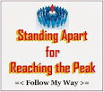 Stand Apart, Reach the Peak