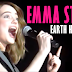 EMMA STONE Counting Down for Earth Hour 2014 in Singapore