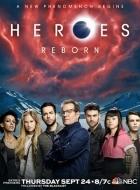Những Người Hùng Tái Sinh - Heroes Reborn
