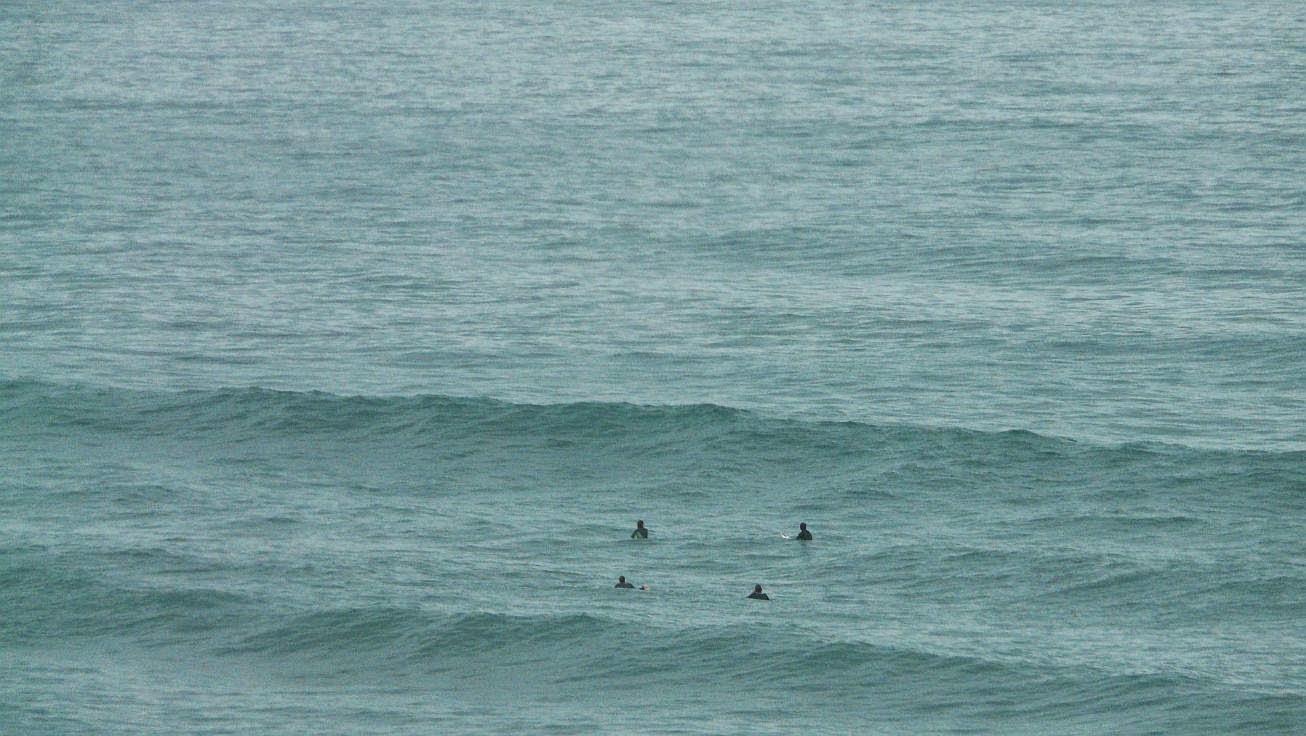 surfeando el pasillo 0