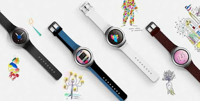 Smartwatch Android Terbaik untuk Olahraga: Samsung Gear S2