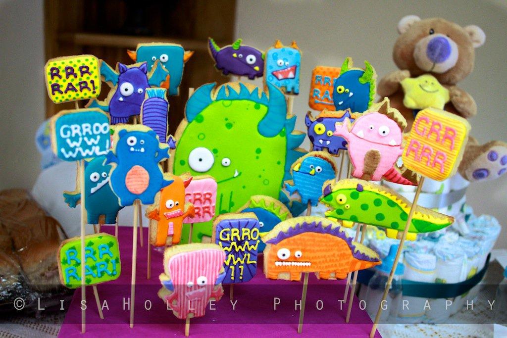 My Favorite Baby Shower Cookies... Possibly Favorite Cookies Period!