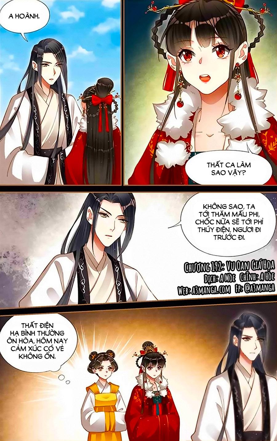 Thần Y Đích Nữ chap 192 - Trang 2