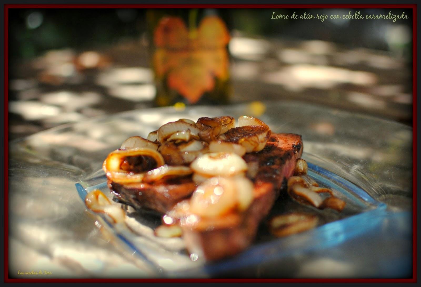 lomo de atún rojo con cebolla caramelizada 01