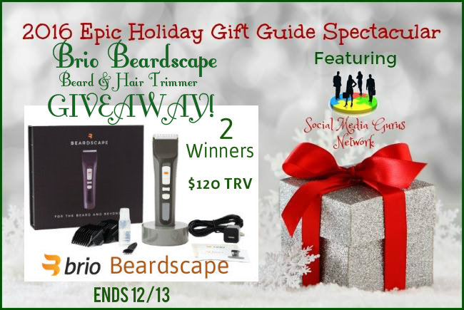 Bearded Hair Trimmer Giveaway