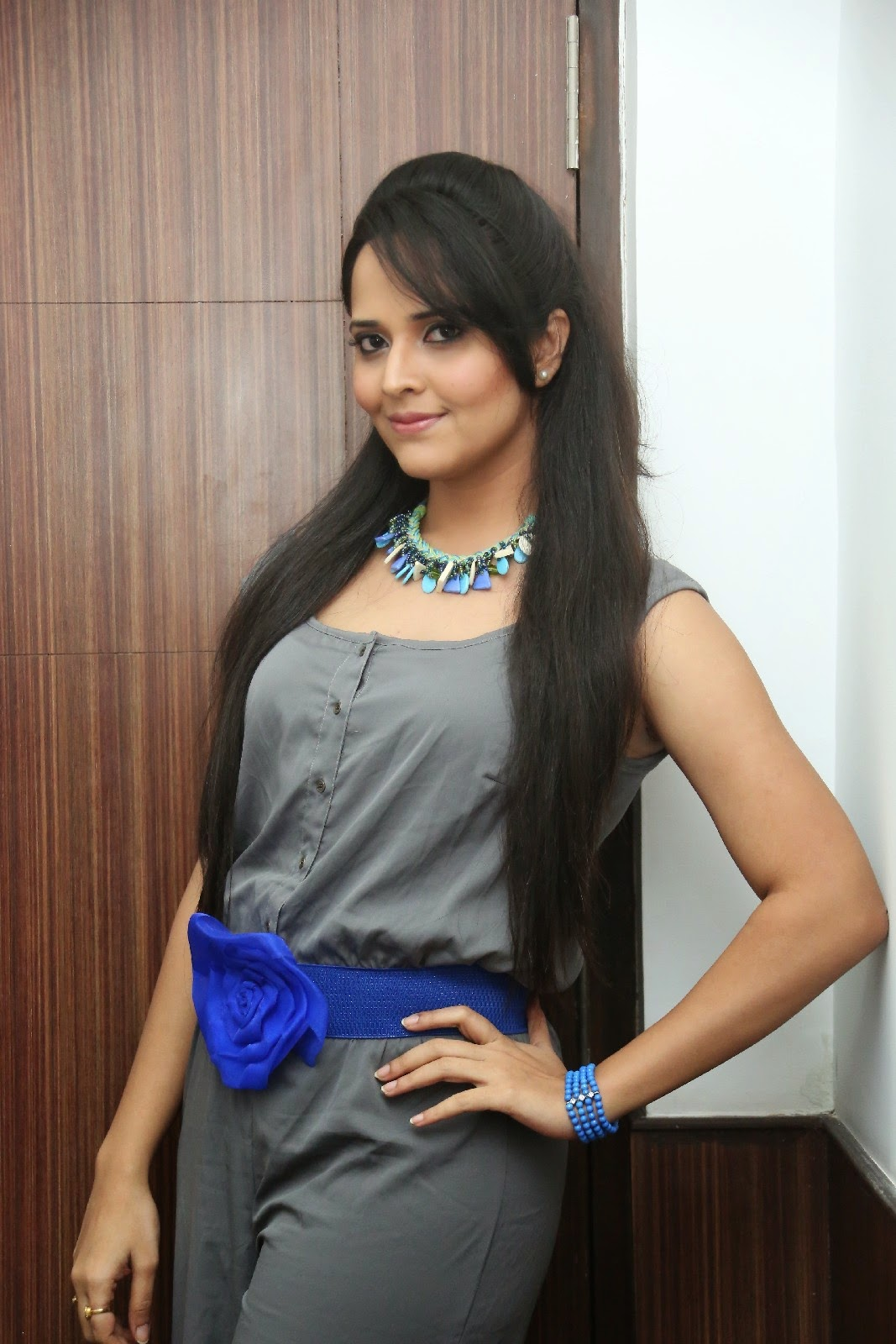 Anasuya latest sizzling photos-HQ-Photo-17