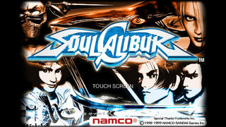 Android game SOULCALIBUR (APK+OBB) Free Download