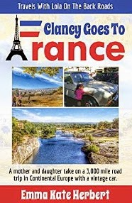French Village Diaries book review travel memoir Clancy Goes To Europe Emma Kate Herbert