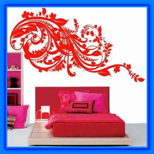 Decoracion de habitaciones con vinilos decorativos web - Vinilos de diseno ...