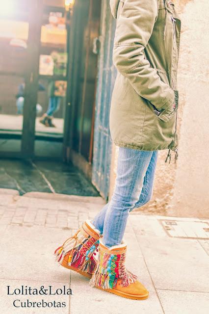 cover boots, cubrebotas