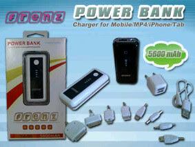 power bank frenz