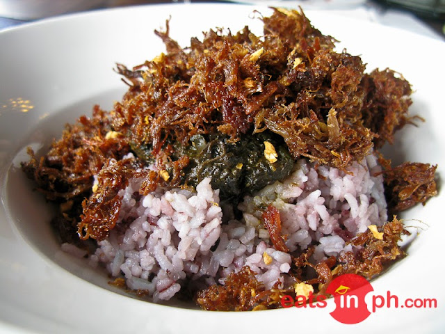 Crispy Duck Flakes from Hill Station, Baguio City