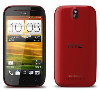 HTC Desire P Android Dual-Core Di Bandrol Rp3,5 Juta