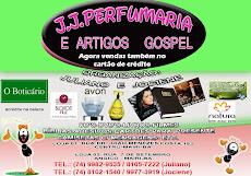 J.J.Perfumaria e Artigos Gospel