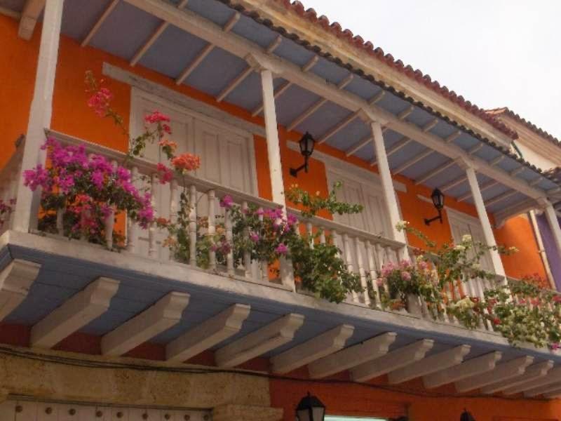 Bellos balcones decorative garden fencing - Balcones rusticos ...