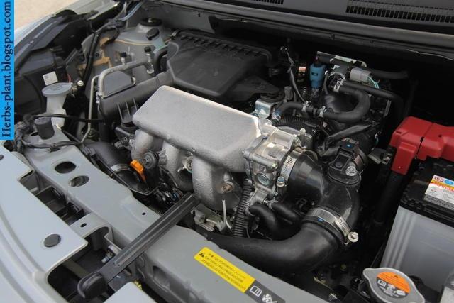 Nissan note car 2013 engine - صور محرك سيارة نيسان نوت 2013