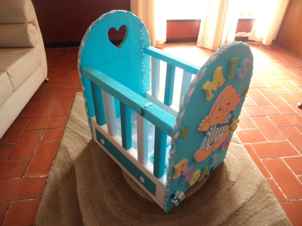 Mundo Skrobax: BABY SHOWER PARA NIÑO