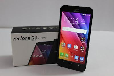 Gambar Asus Zenfone 2 Laser ZE500KG Terbaru