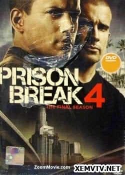 Vượt Ngục 4 - Prison Break Season 4