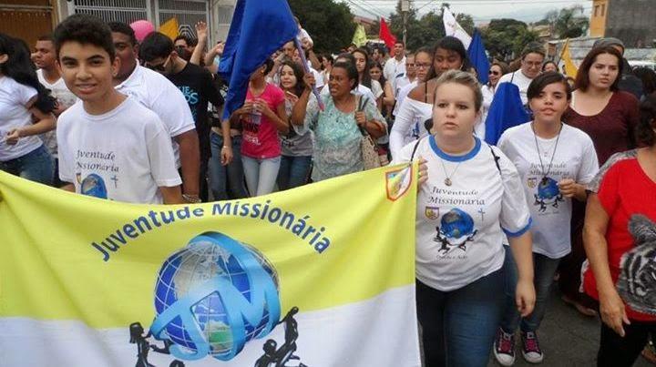 JM realiza Maratona da Alegria e participa da Caminhada da Unidade na Diocese de Guarulhos