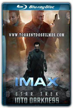 Além da Escuridão – Star Trek (2013) Torrent - Dublado Bluray IMAX 1080p 5.1