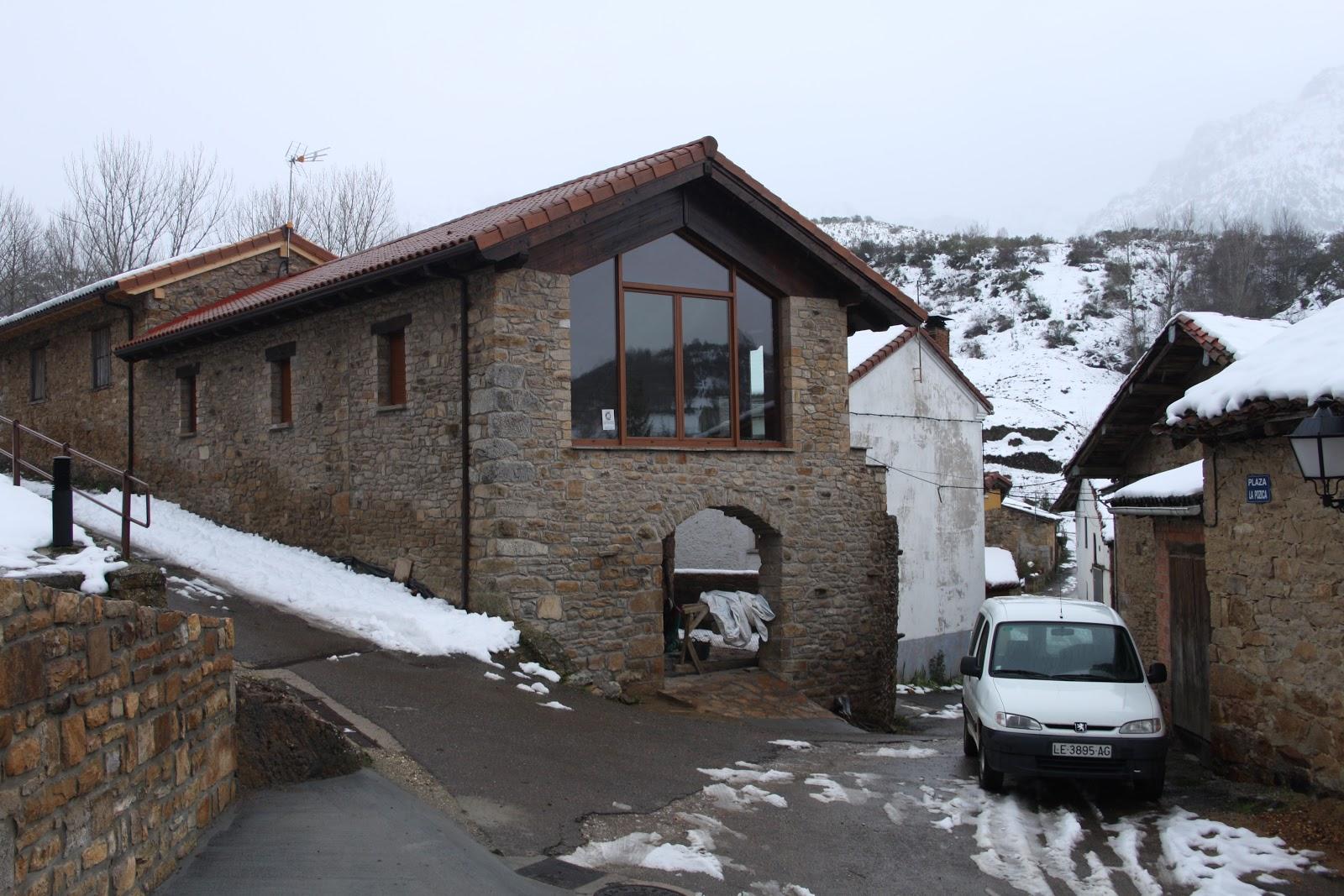 Neo arquitecturaymas horcadas rehabilitaci n casa rural - Rehabilitacion casa rural ...