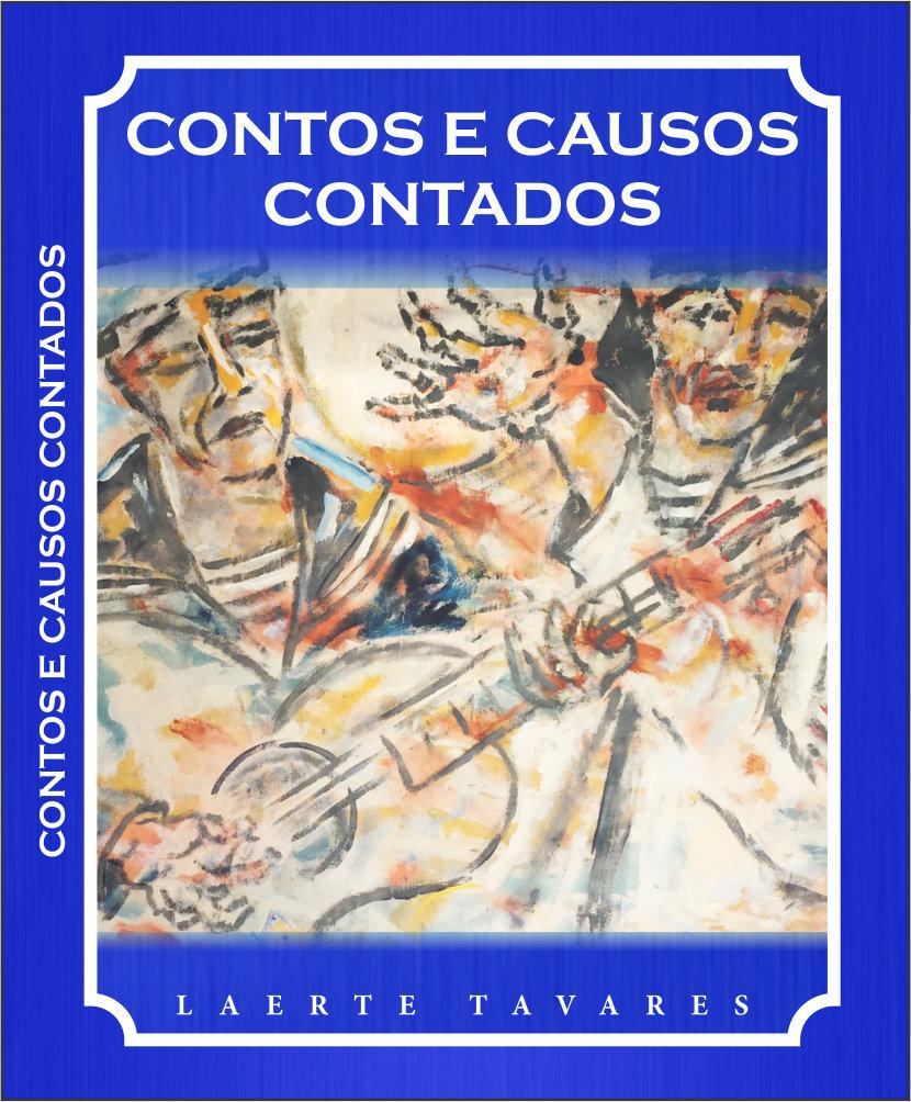 LIVRO ATUAL NA PLATAFORMA AMAZON - CONTOS E CAUSOS CONTADOS