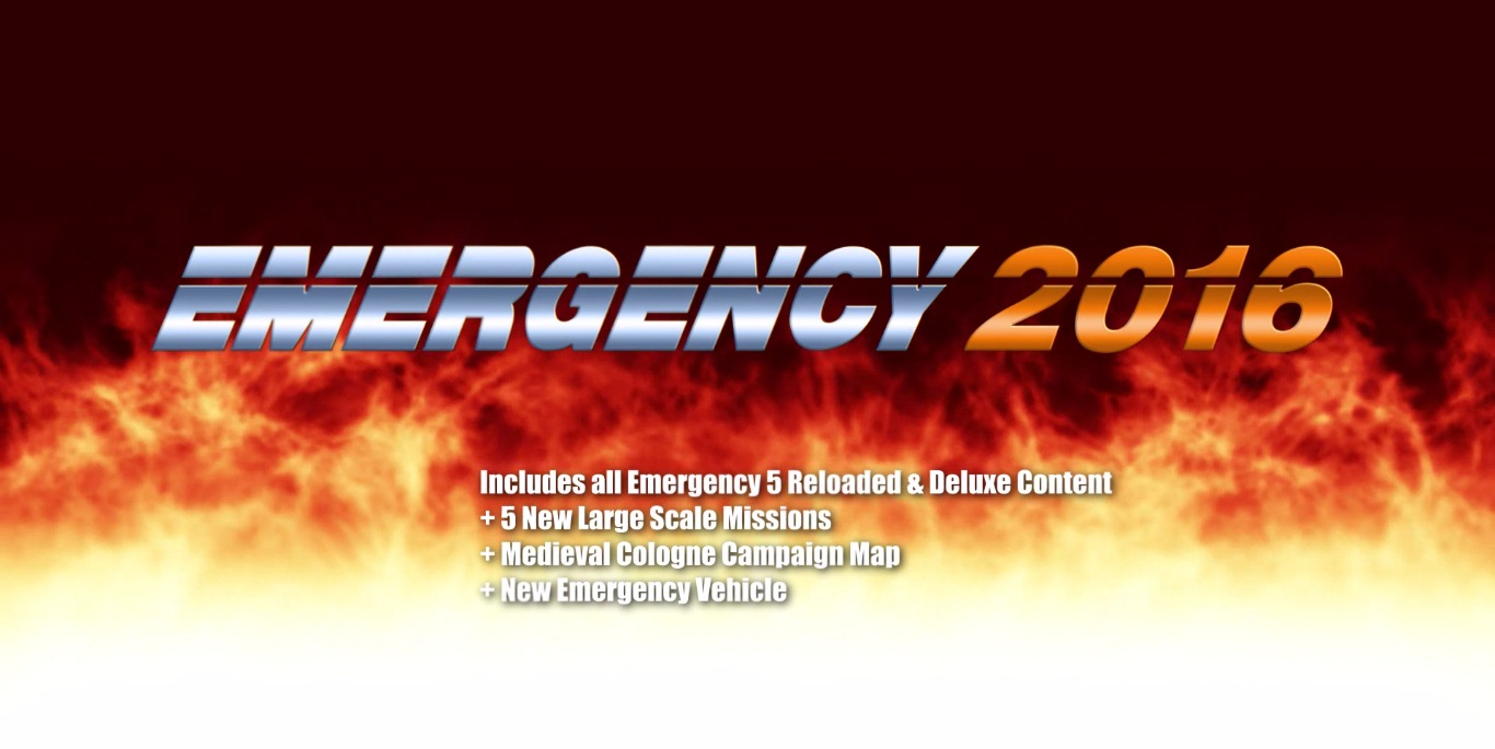 Emergency 2016 Game Download Poster