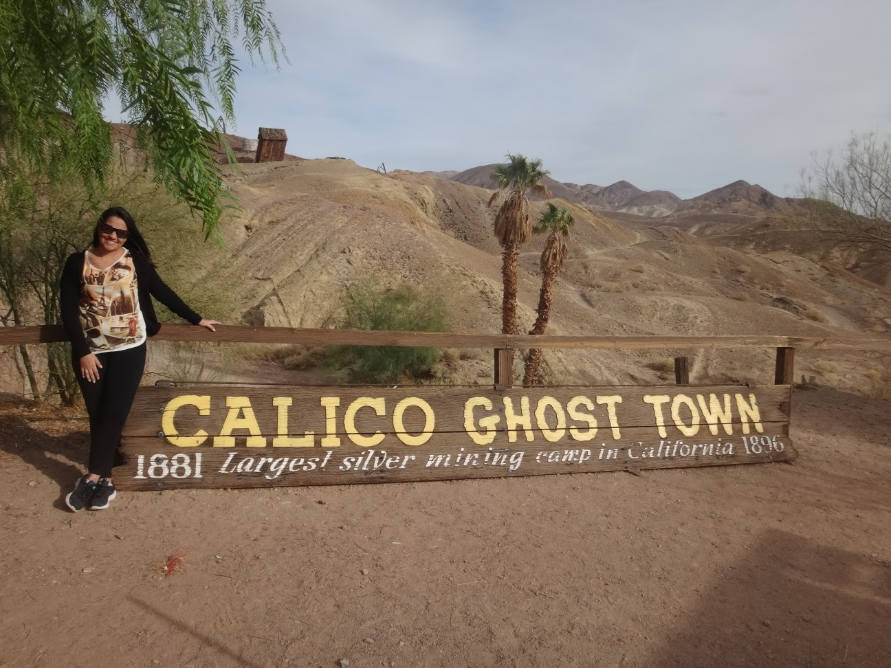 caligo ghost town - cidade fantasma