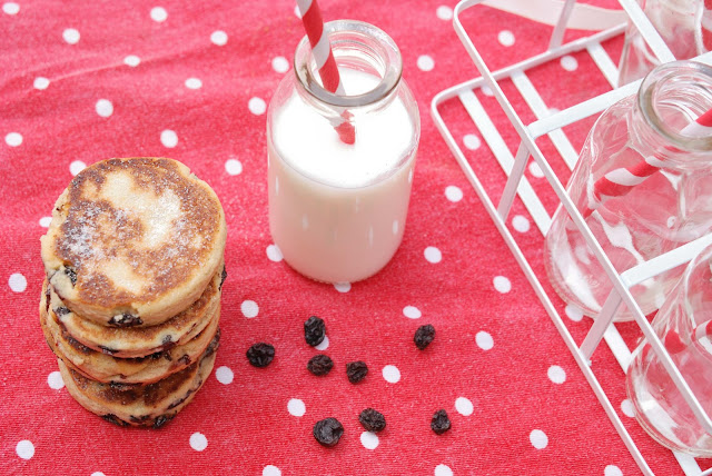 recette welsh cakes