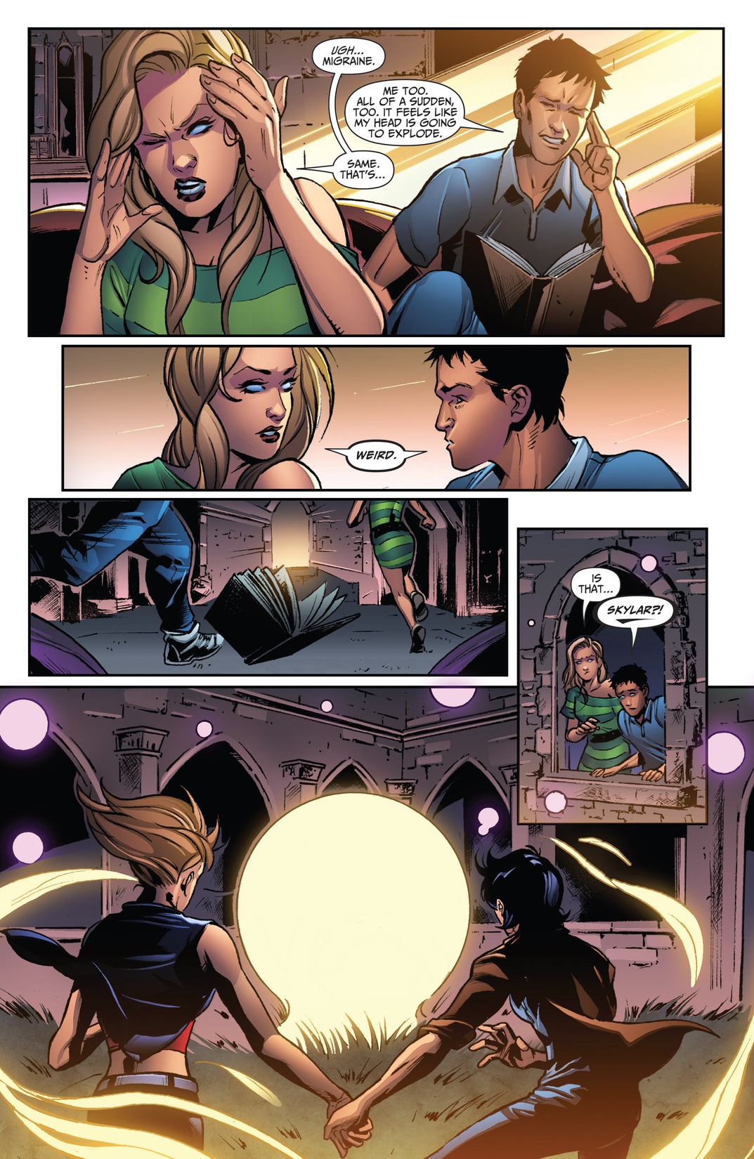 Grimm Fairy Tales (2005) Issue #110 #113 - English 11