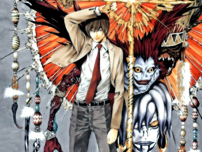 Light Yagami Death Note Wallpaper