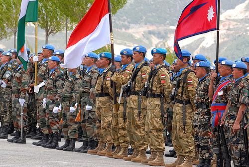 167 prajurit TNI dikirim ke Haiti