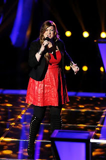 Sarah Simmons of The Voice