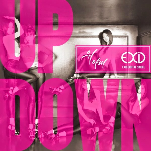 EXID Up & Down Cover