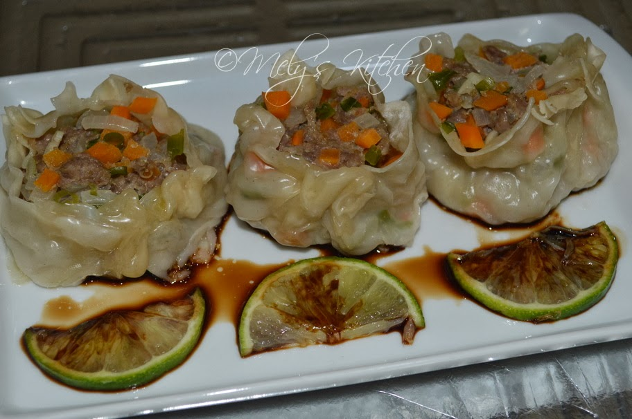 Mely\'s Kitchen Siomai - Mely\'s kitchen