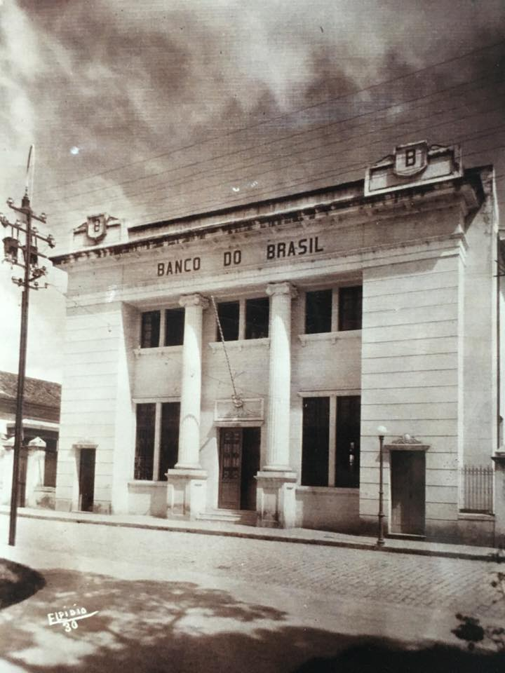 Banco do Brasil Agencia de Barbacena