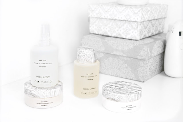Katherine Penney Chic Sale Boots Beauty Haul Gift Set Ted Baker French Connection Body Shower Bath Pretty Love