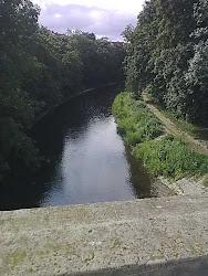 Der Erfurter Flutgraben