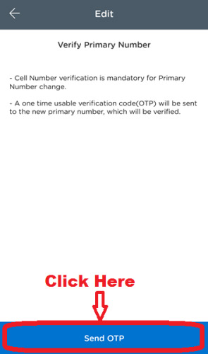 how to change virgin mobile number