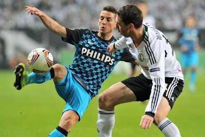 Legia Warsaw 0 - 3 PSV Eindhoven (2)