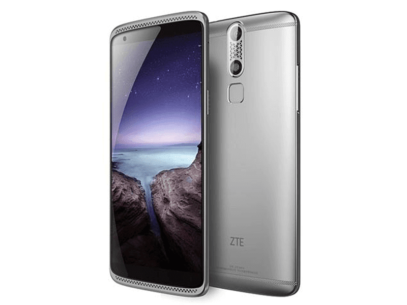 ZTE Axon Mini Now Official, Features Force Touch And 5.2 Inch Super AMOLED Screen!