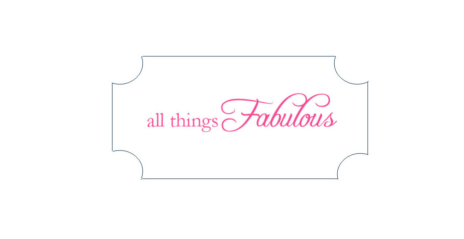 Jenni20 Designs: all things fabulous