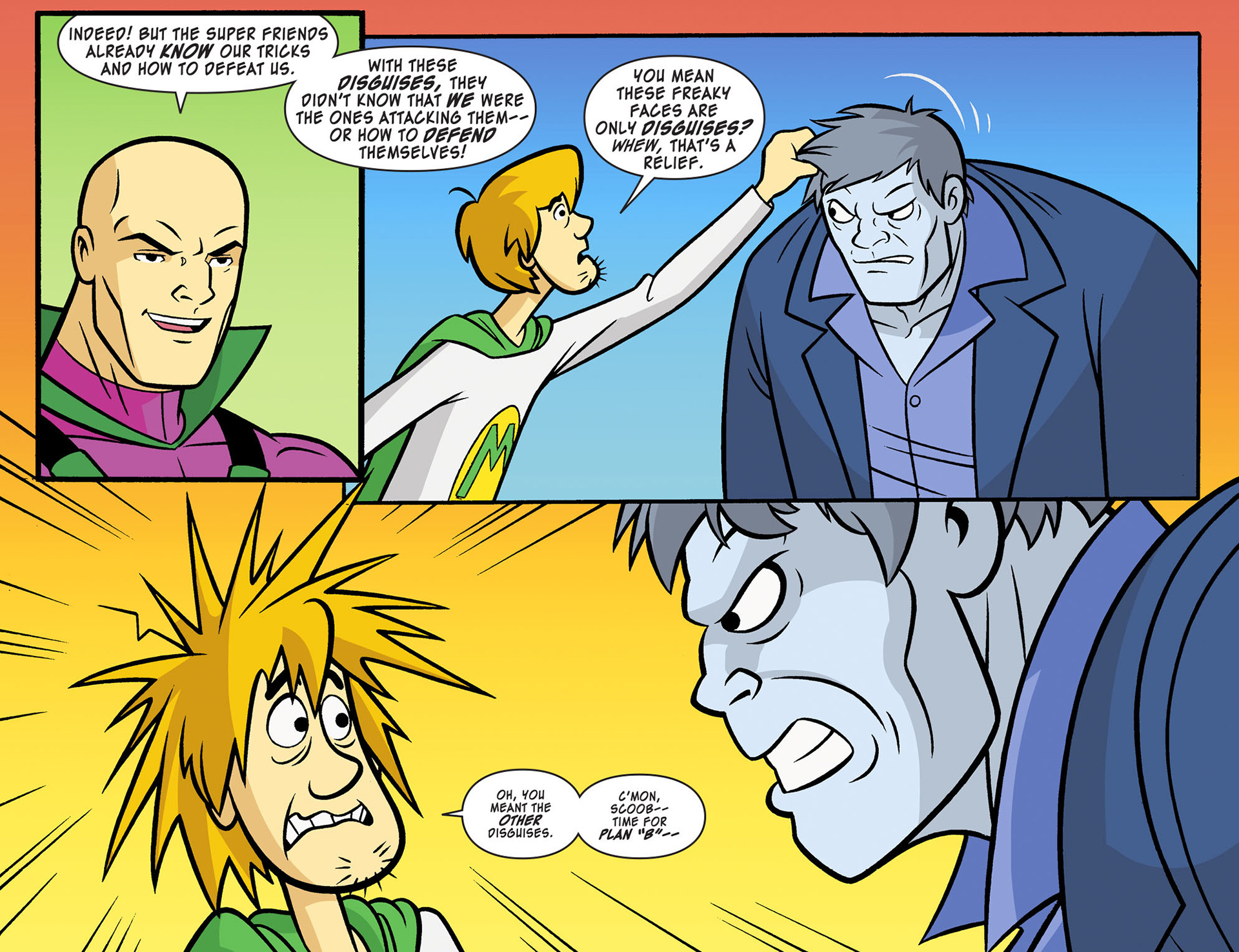 Read online Scooby-Doo! Team-Up comic -  Issue #12 - 4